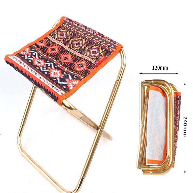 Aluminum Alloy Outdoor Folding Chair