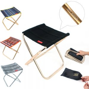 Aluminum Alloy Outdoor Folding Chair