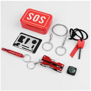 Sos tool emergency equipment set