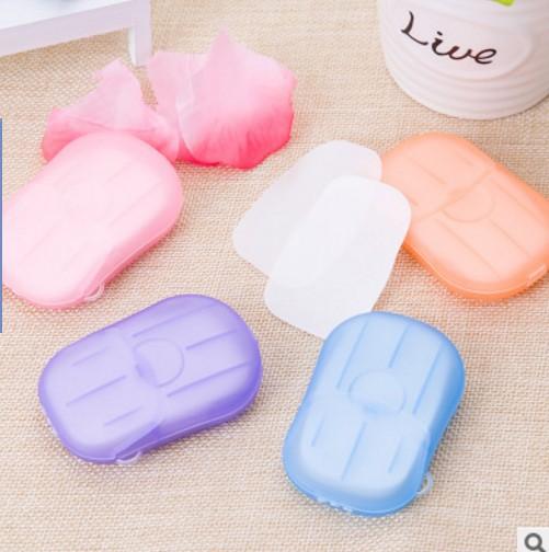 Swablue Travel Soap Sheets