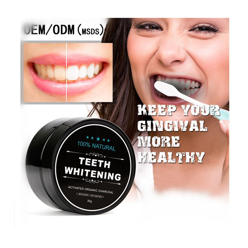 Charcoal Teeth Whitening Powder Activated Coconut Charcoal Teeth Whitening Charcoal Powder Oral Hygiene