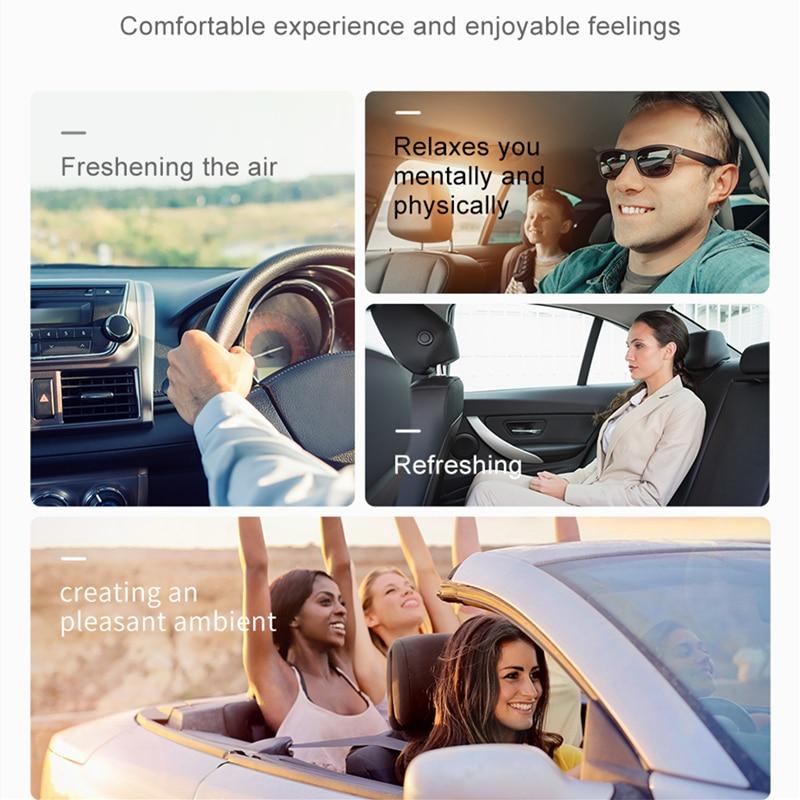 pick-up car aroma clip