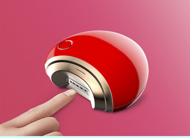 Intelligent Electric Nail Clipper Manicure Device