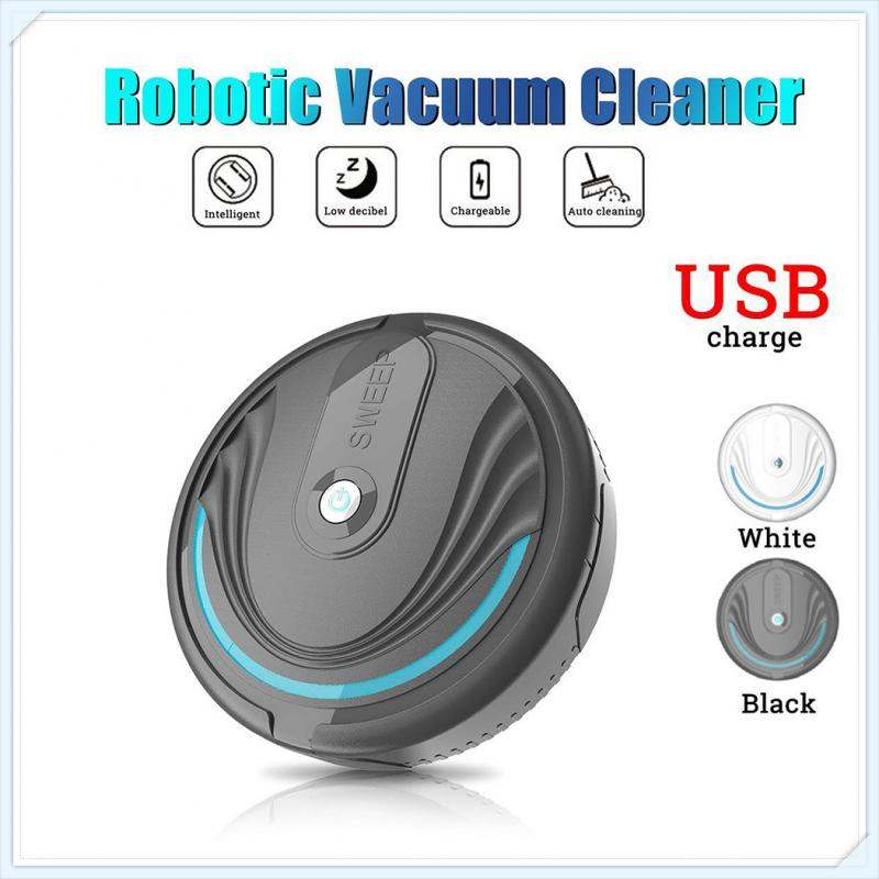 Auto Sweeping Vacuum Robot Cleaner With Strong Suction and Remote Control
